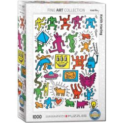 Keith Haring Puzzle