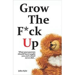 Grow the heck up book