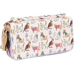 Cute Cat Mini Purse Wallet
