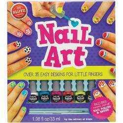 Nail Art Craft Kit