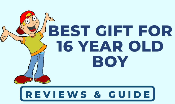 best gift for 16 year old boy