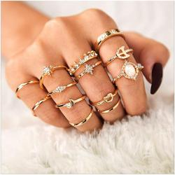 Sither Knuckle Rings