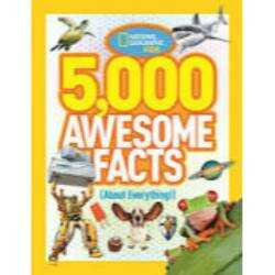 Book: 5,000 Awesome Facts