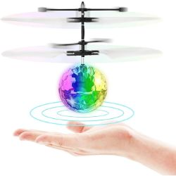 RC Induction Flying Toy Ball