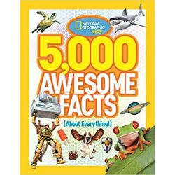 Geographic 5,000 Awesome Facts