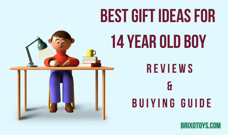 Gift ideas for 14 year old boy