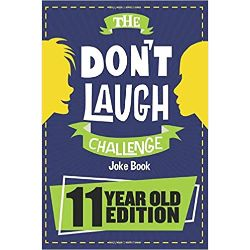 The Don't-Laugh Challenge Book